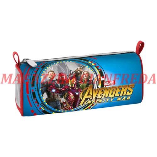 BAULETTO PORTAPENNE AVENGERS INFINITY WAR POWERFUL HEROES