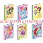 DIARIO AGENDA 10 MESI DISNEY PRINCESS MAGICAL DRESS