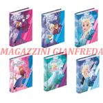 DIARIO AGENDA 10 MESI FROZEN MAGIC STAR