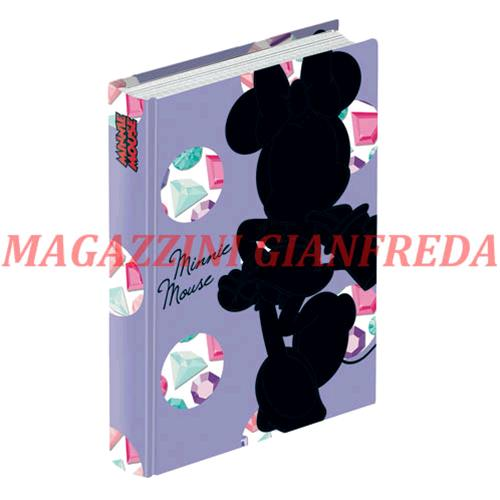 DIARIO AGENDA 10 MESI MINNIE JEWEL