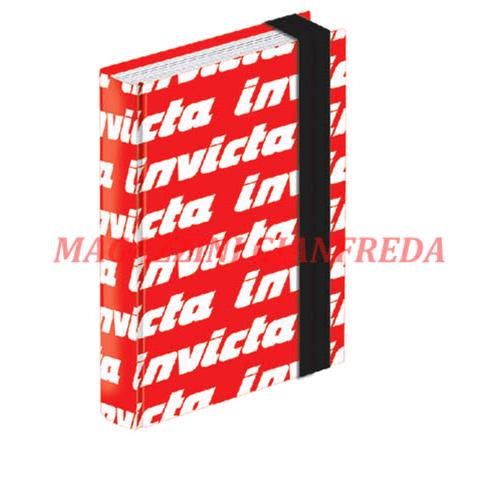 DIARIO POCKET 16 MESI INVICTA NEW WAY LOGO