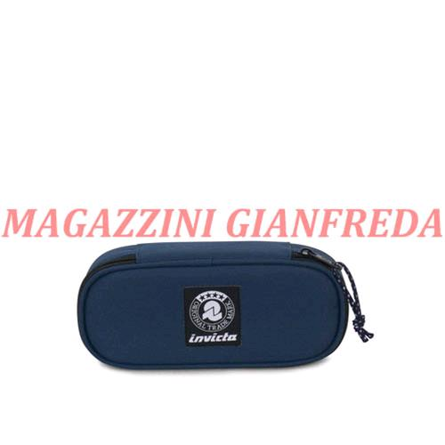 SEVEN QQB BUSTINA PORTAPENNE LIP PENCIL BAG PLAIN INVICTA