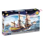 MATTONCINI COBI, LEGO-COMPATIBILI, 640 PZ SMITHSONIAN/21077/PILGRIM SHIP MAYFLOWER (1620