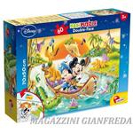 "PUZZLE SUPERMAXI DOUBLE FACE ""MICKEY MOUSE"" TOPOLINO (60 PZ)"