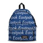 ZAINO EASTPAK PADDED CHATTY BLUE CHATTY PATTERNS