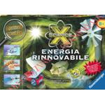 "GIOCHI SCIENTIFICI SCIENCE X®  "" ENERGIA RINNOVABILE "" RAVENSBURGER"