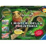 "GIOCHI SCIENTIFICI SCIENCE X®  "" I MISTERI DELLA PREISTORIA "" RAVENSBURGER"