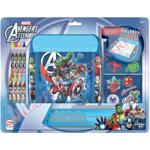 MARVEL KIT COLORING SET DA COLORARE