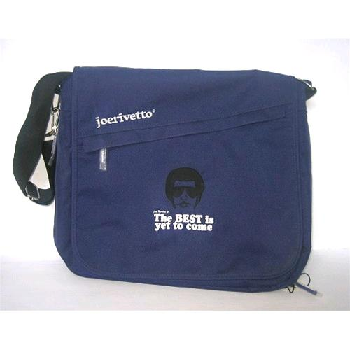 MESSENGER BAG CLASSIC JOE RIVETTO BLU O ROSSA